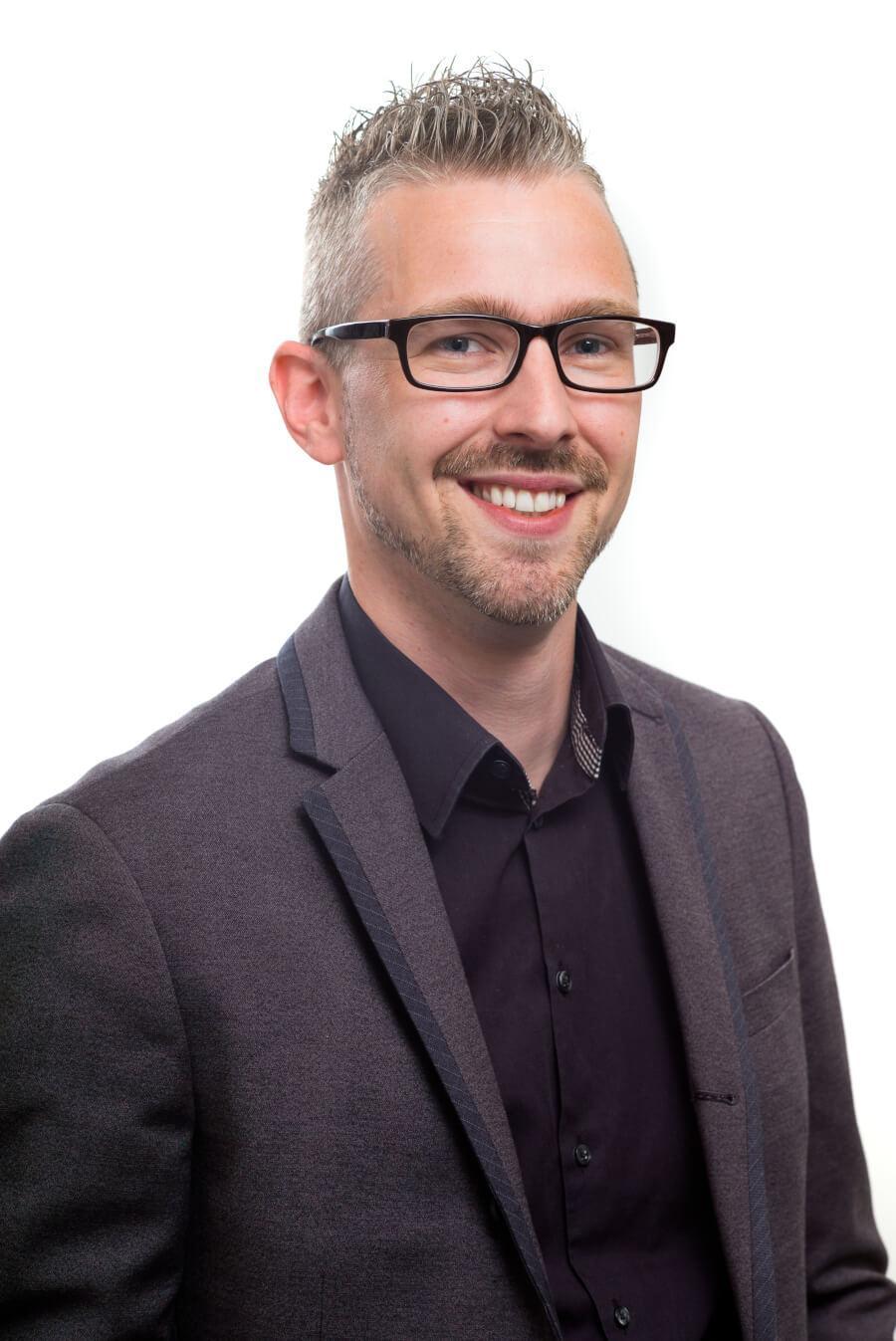 Pasfoto Johan Kosters